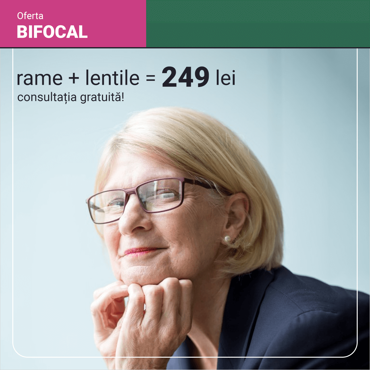 Oferta lentile bifocale - iris-optic