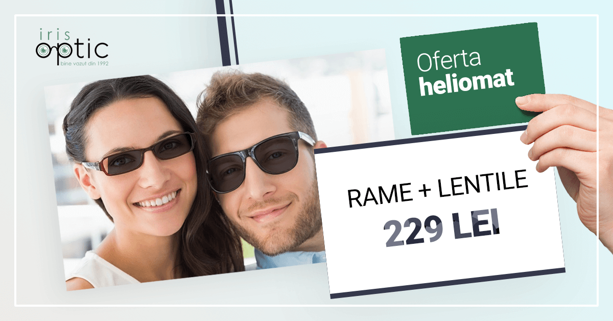 Oferta heliomat iris-optic